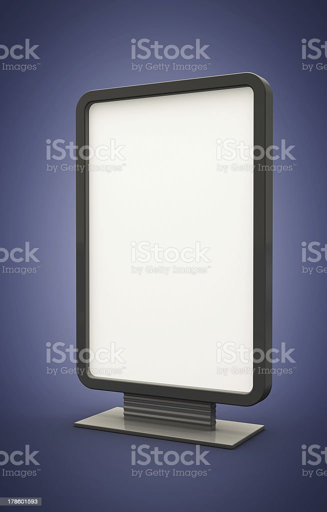 Lightbox royalty-free stock photo