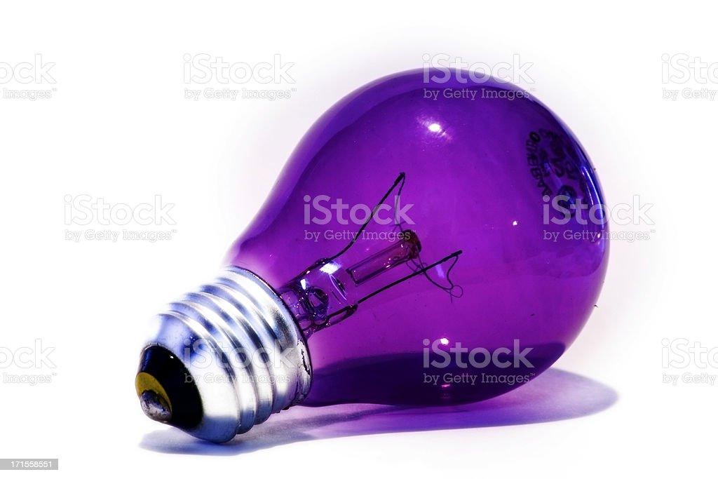 lightbulb royalty-free stock photo