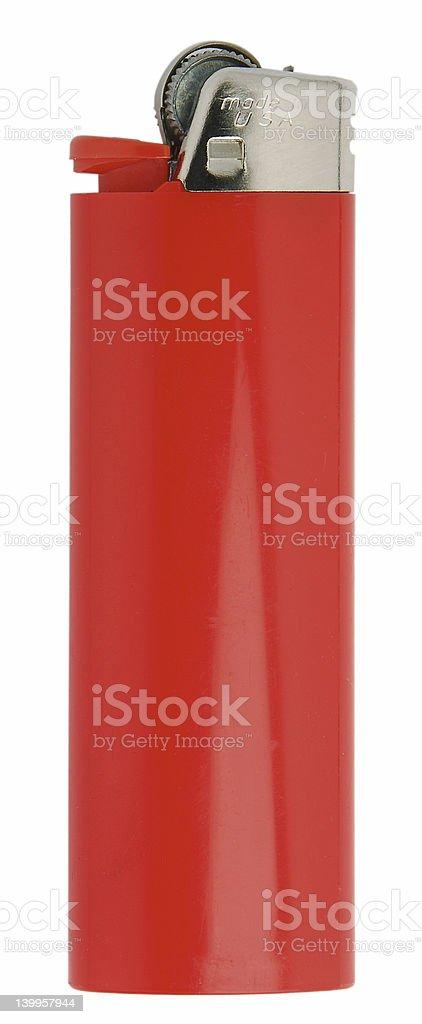 Lighter stock photo