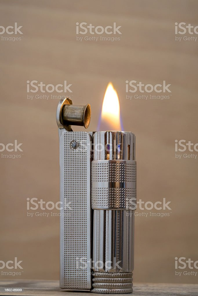 Lighter royalty-free stock photo