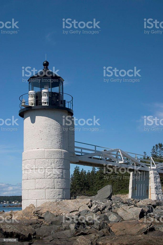 Lighthouse 3 royalty-free stock photo