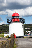 Lighthouse at Burry Port