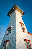 Lighthouse in Prince Edward Island, Canada