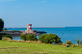 Lighthouse in Saint Martin Jersey