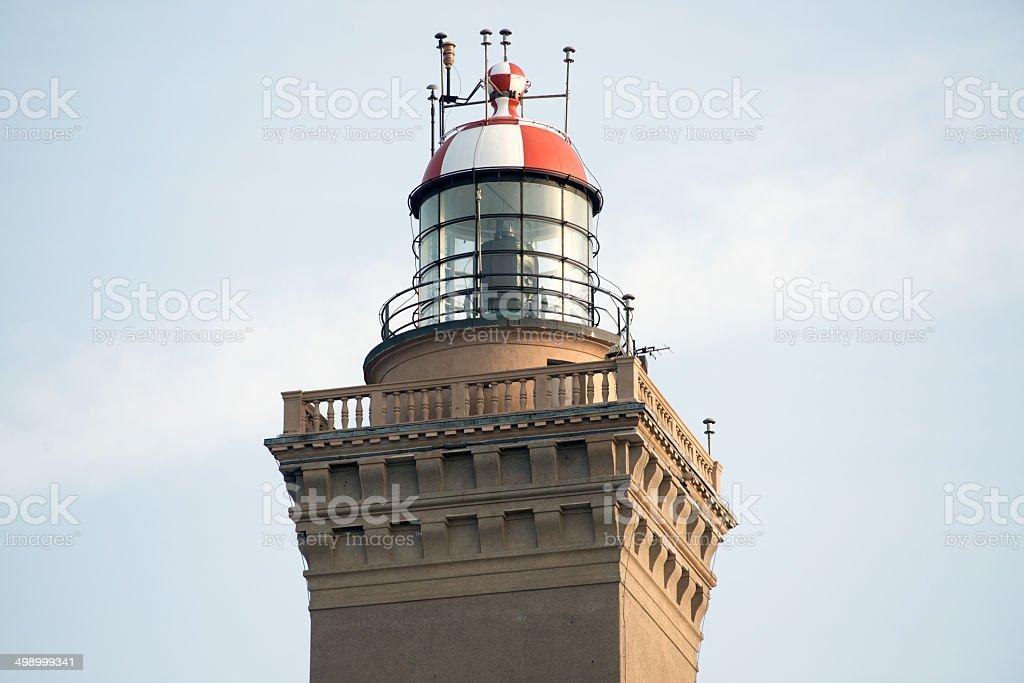 lighthouse lamp royalty-free stock photo