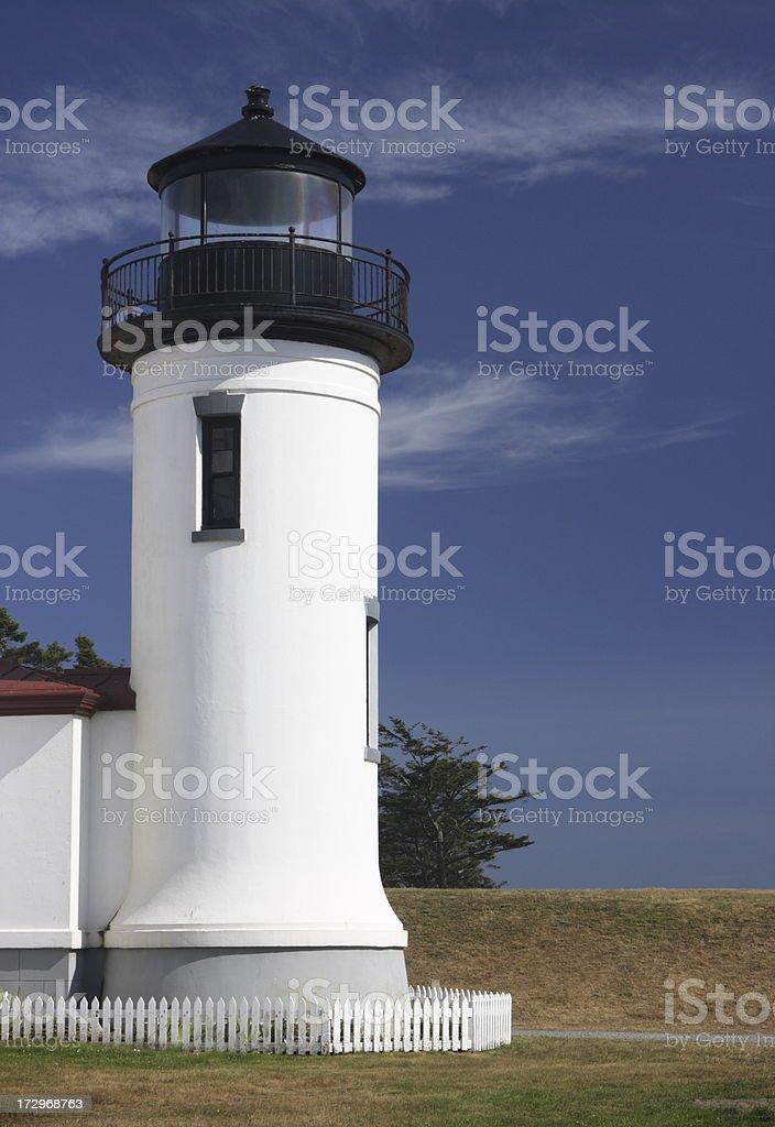 Lighthouse Nautical Building Sailor Beacon stock photo