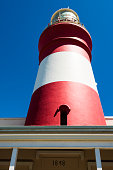 Lighthouse of Cape Agulhas, South Africa