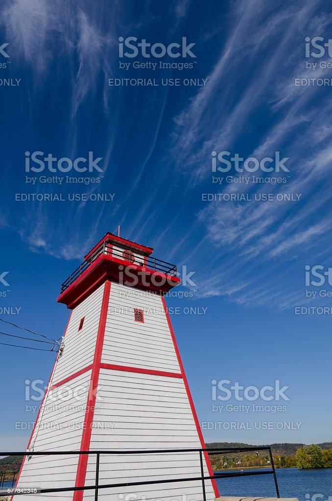 lighthouse, phare stock photo
