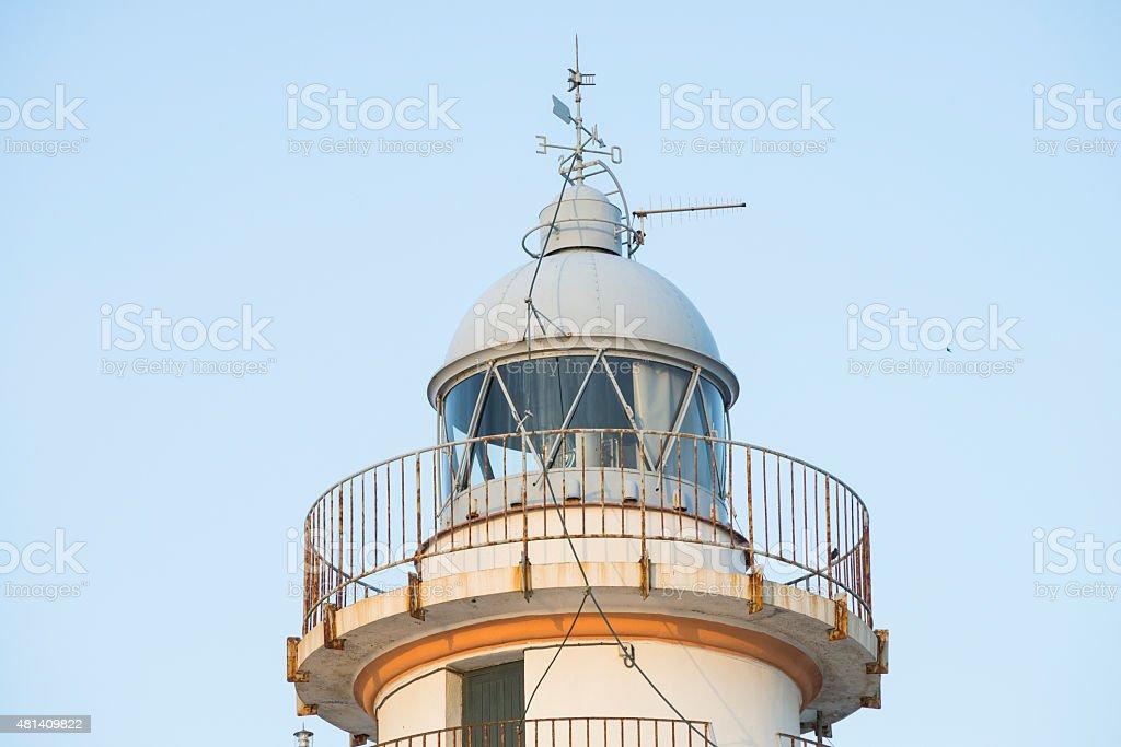 Lighthouse. stock photo