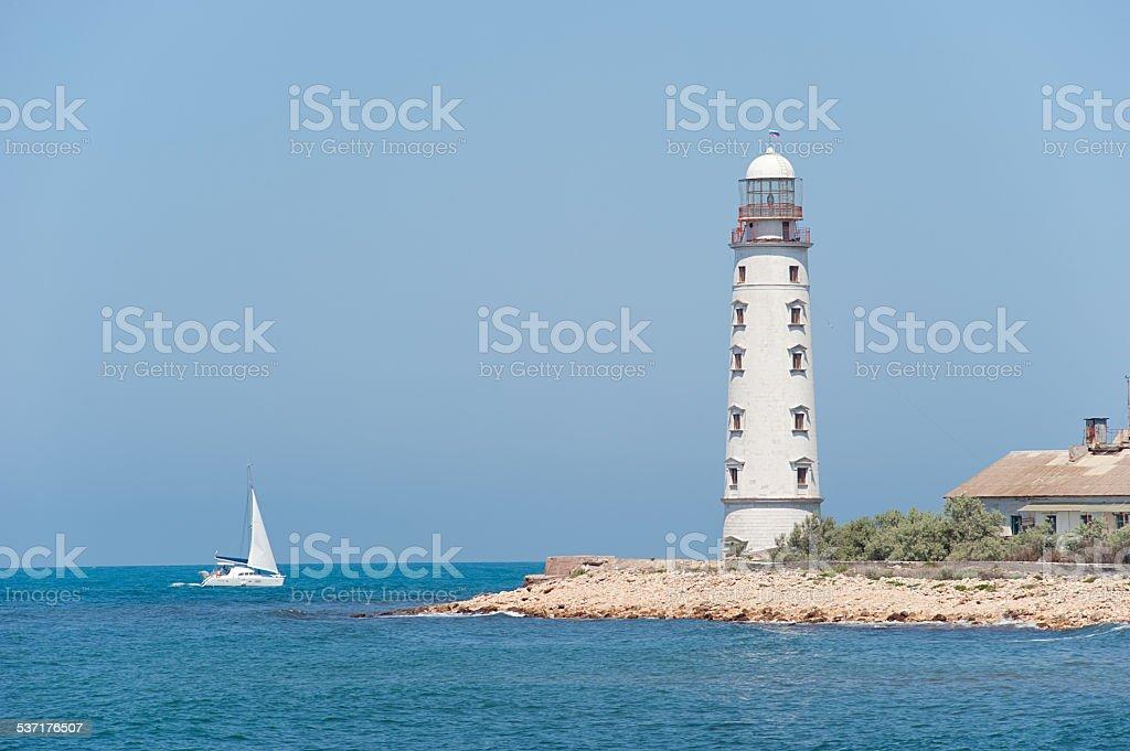 lighthouse Lizenzfreies stock-foto