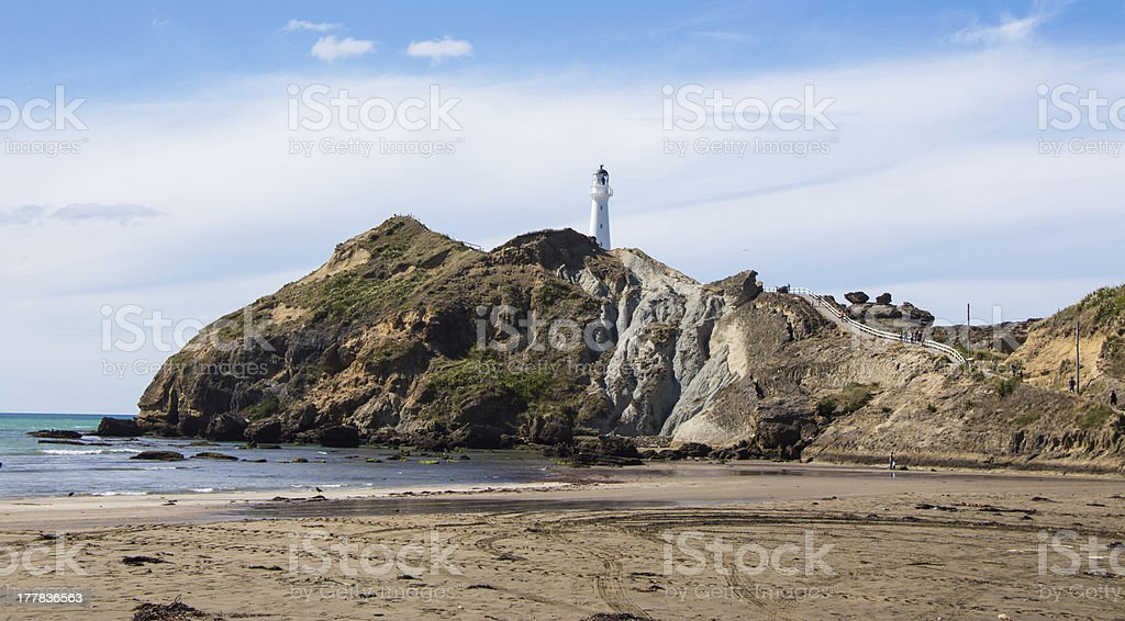 Lighthouse Rock stock photo