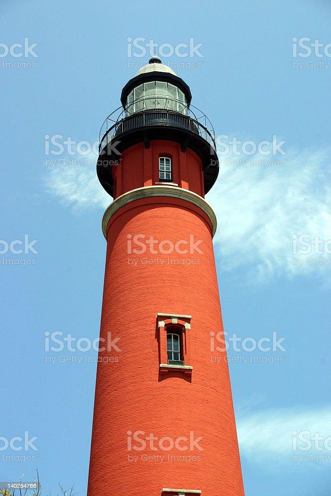 Lighthouse Three royalty-free stock photo