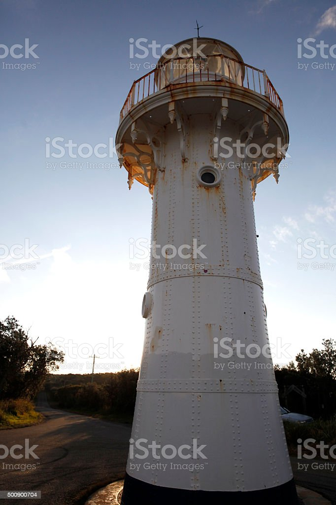 Lighthouse  Ulladulla, New South Wales stock photo