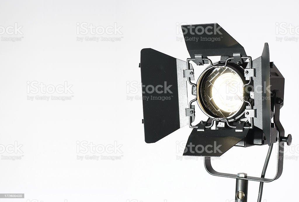 Lighting equipment. royalty-free stock photo