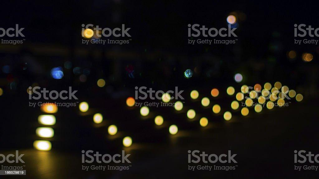 lighting pattern stock photo