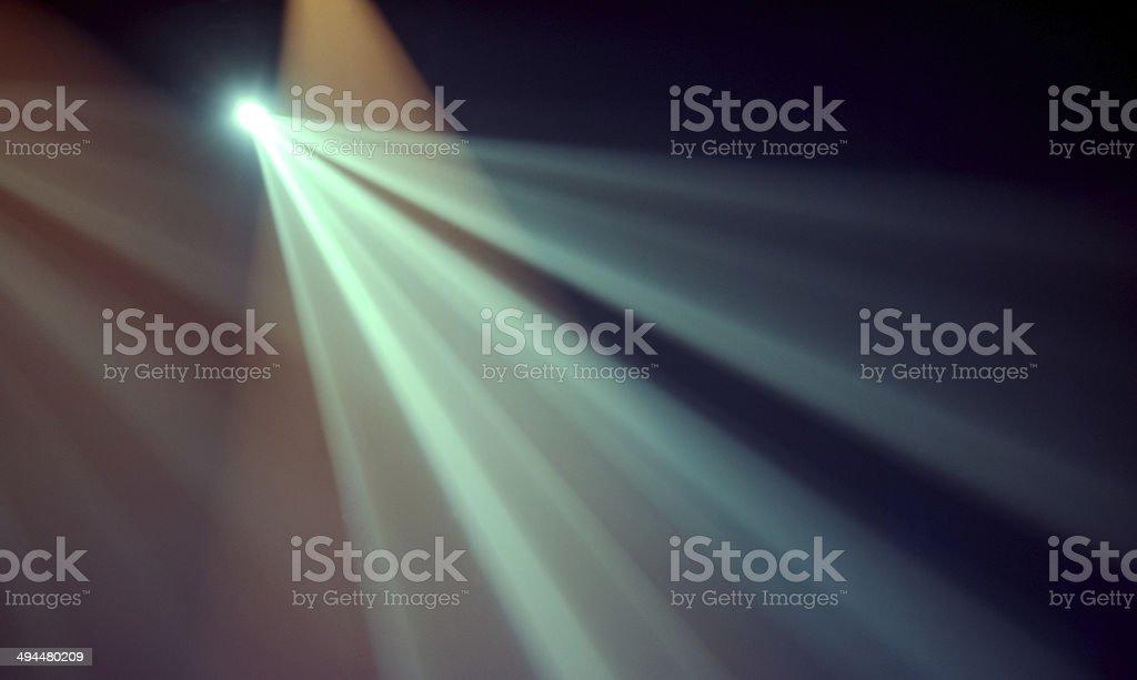 Lighting Spotlight stock photo