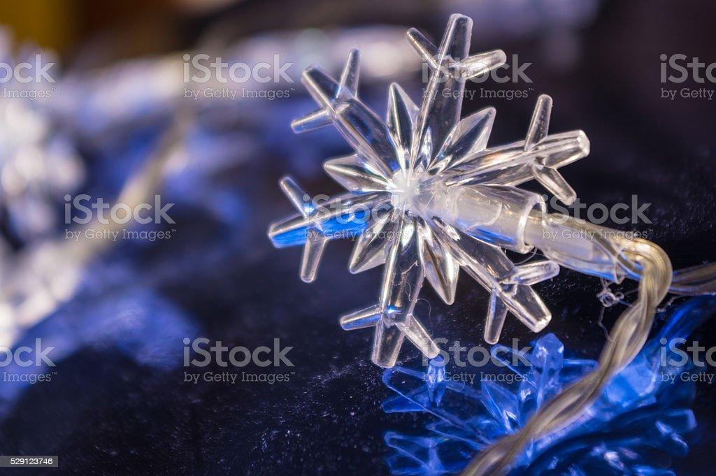 lighting star stock photo