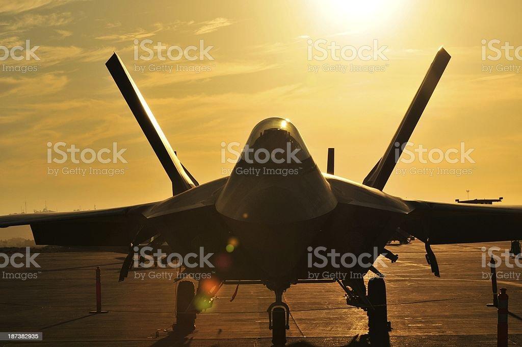 F-35 Lightning stock photo