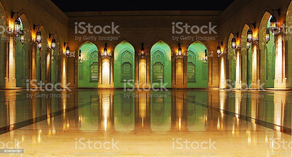Lights and reflection foto de stock libre de derechos