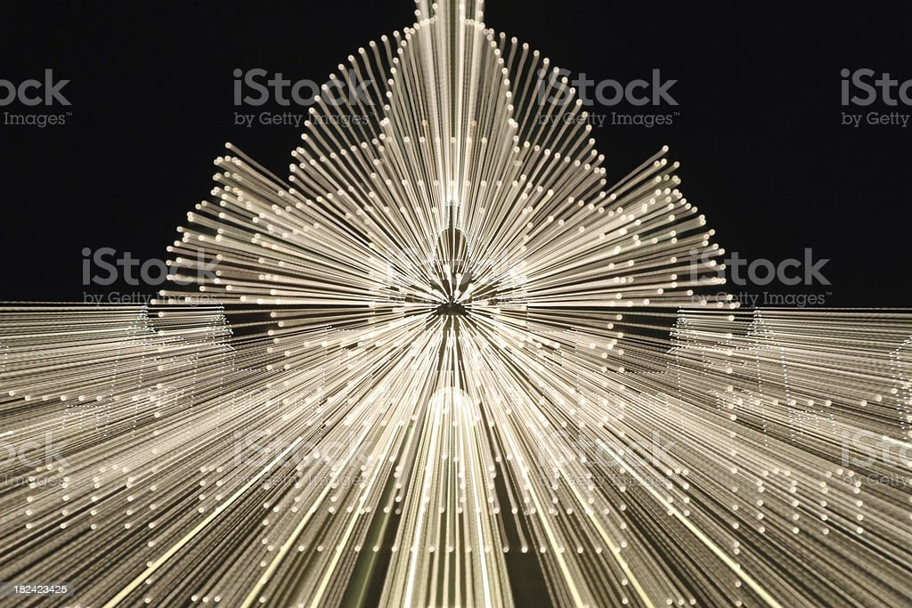 Lights of Power royalty-free stock photo