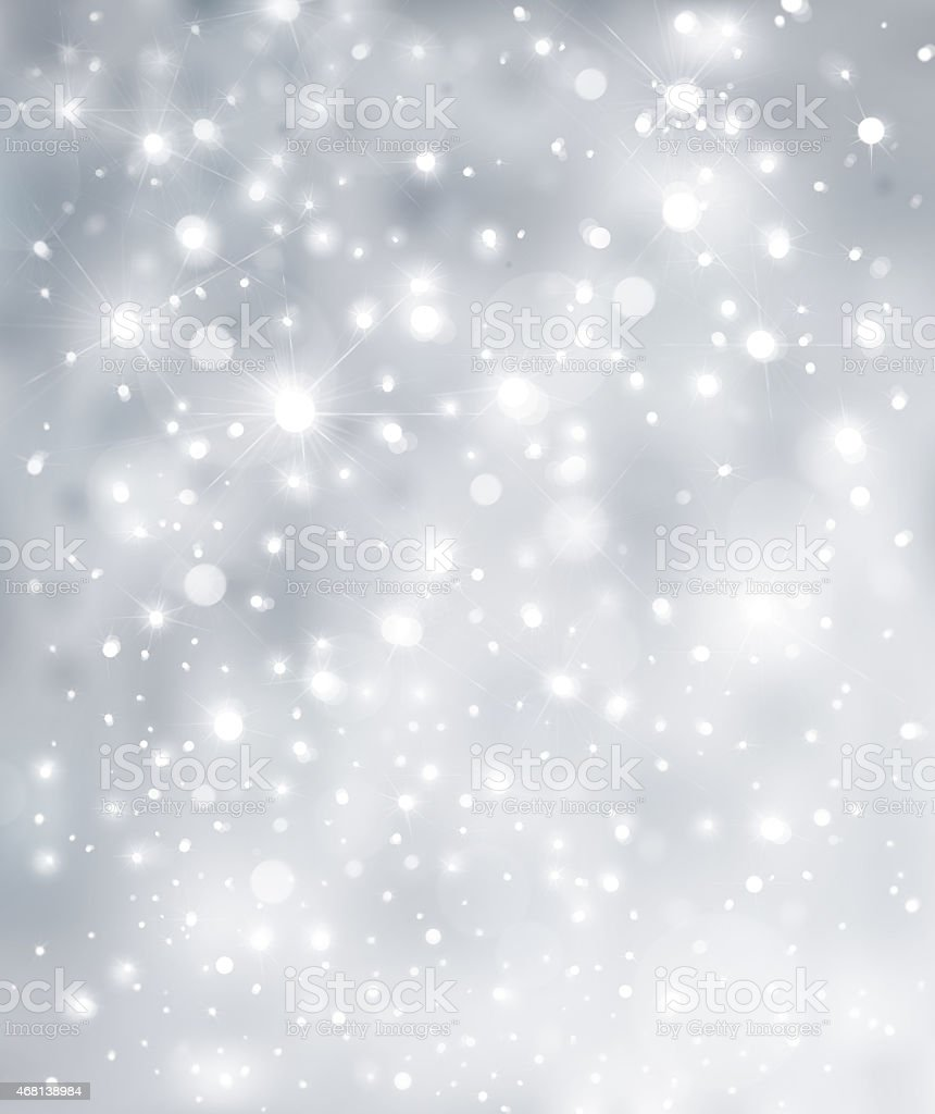 Lights on gray background. stock photo