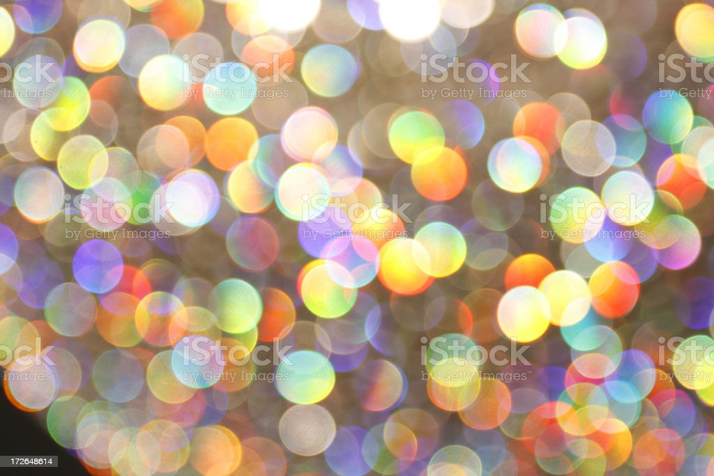 Lights stock photo