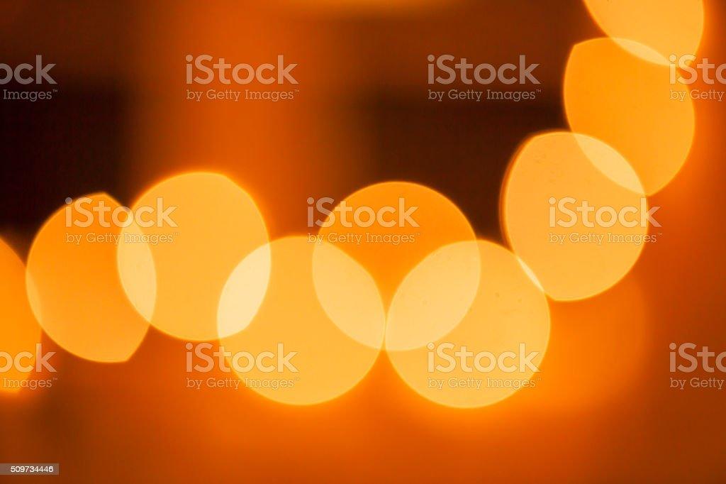 lights soft focus background stock photo