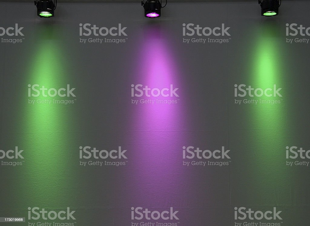 Lightshow royalty-free stock photo