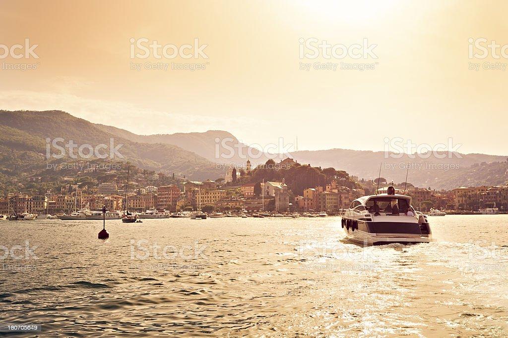 Liguria, Italy royalty-free stock photo