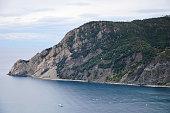 Ligurian coast Cinque Terre
