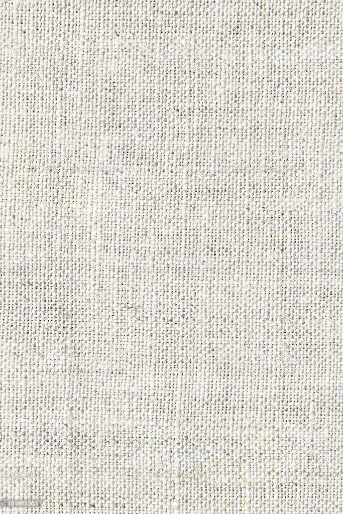 lihgt natural linen texture for the background royalty-free stock photo