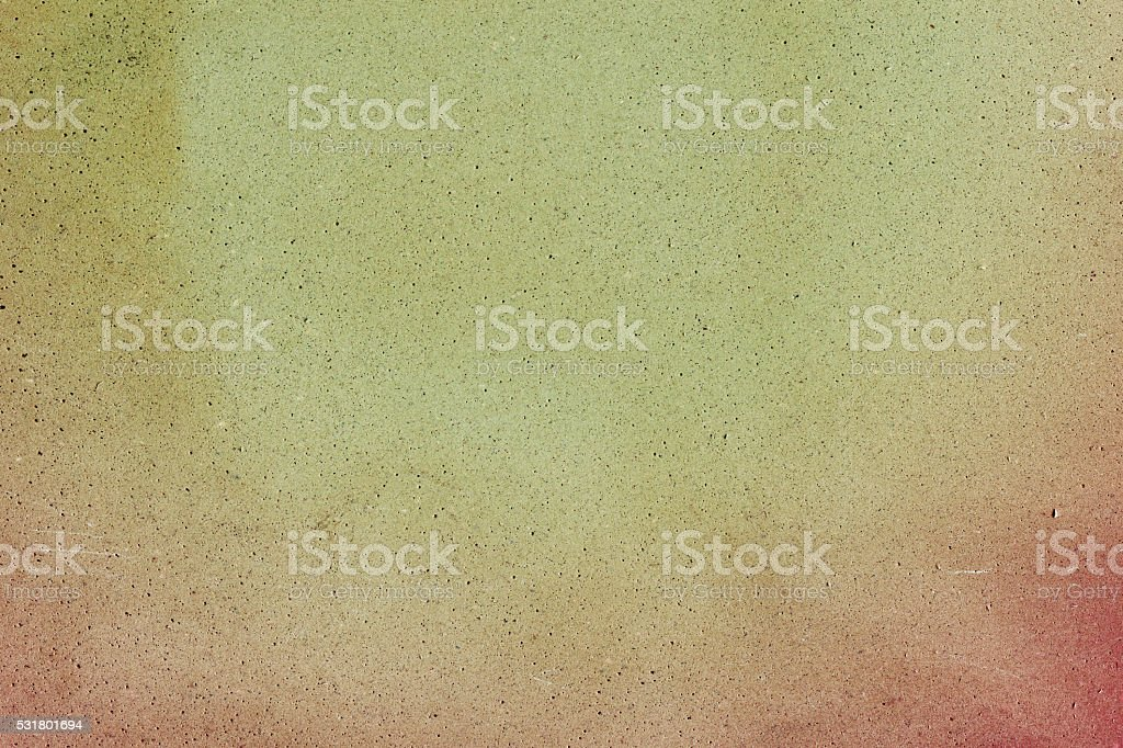 Liight green clay wall tile stock photo