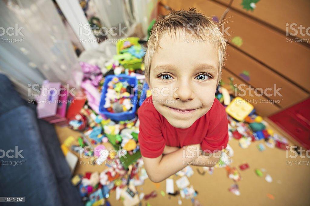 I like mess stock photo