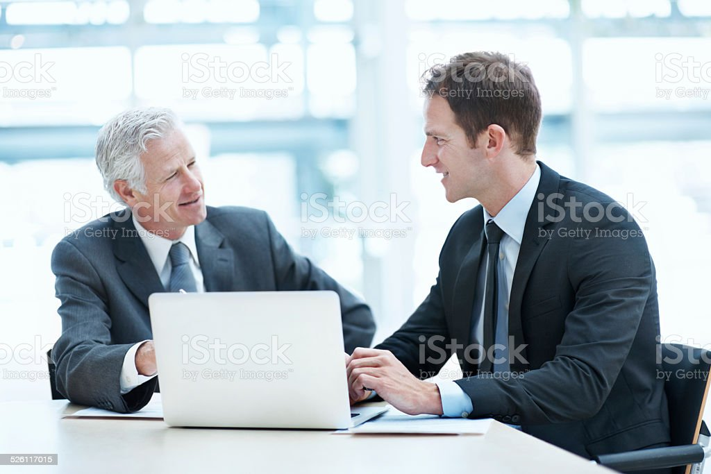 I like what you've got to offer stock photo
