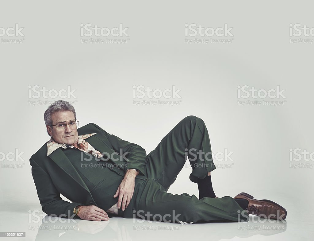 Liking what you're seeing? stock photo