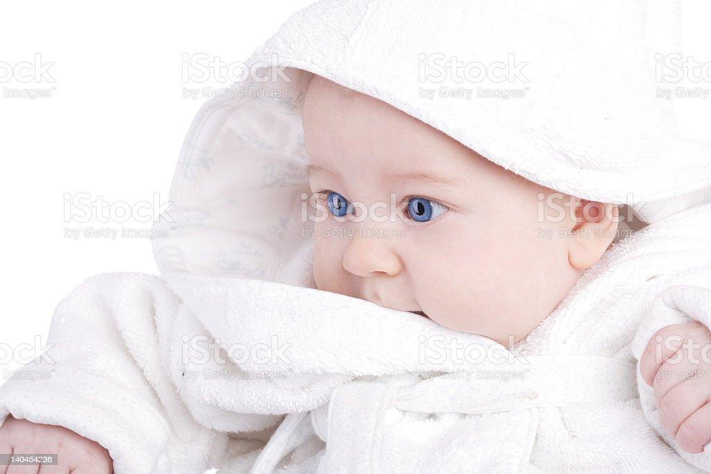 Lilttle child royalty-free stock photo