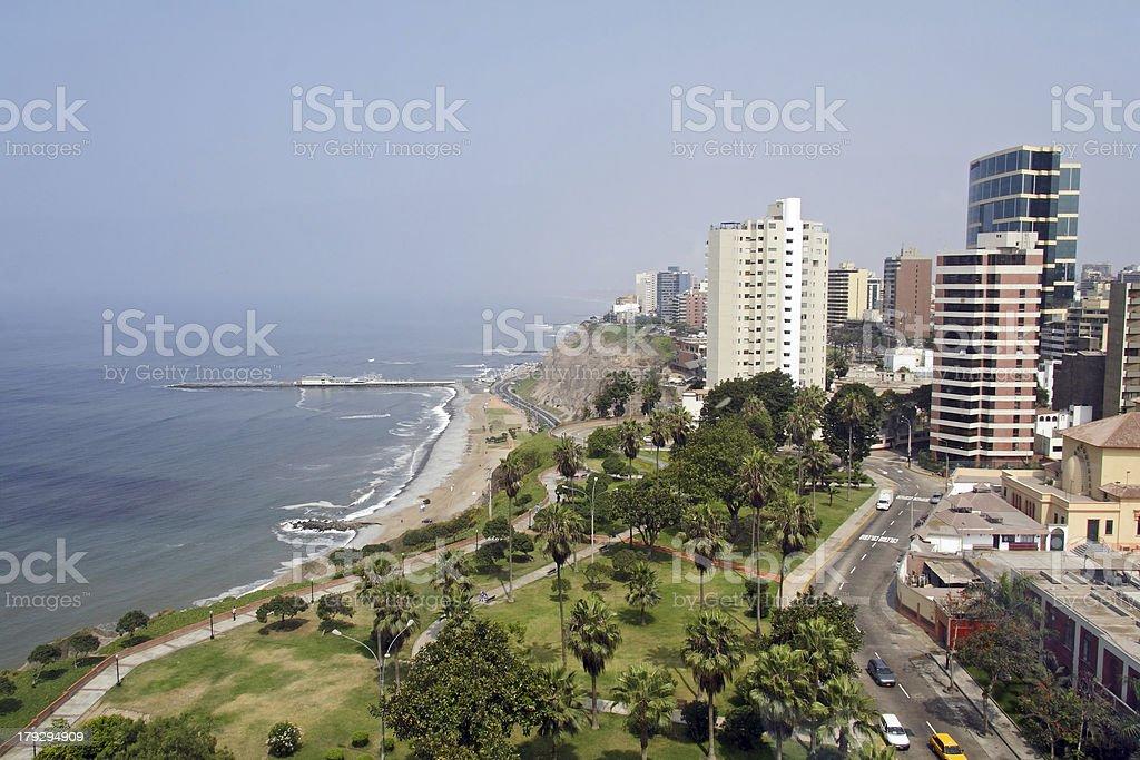 Lima - Peru stock photo