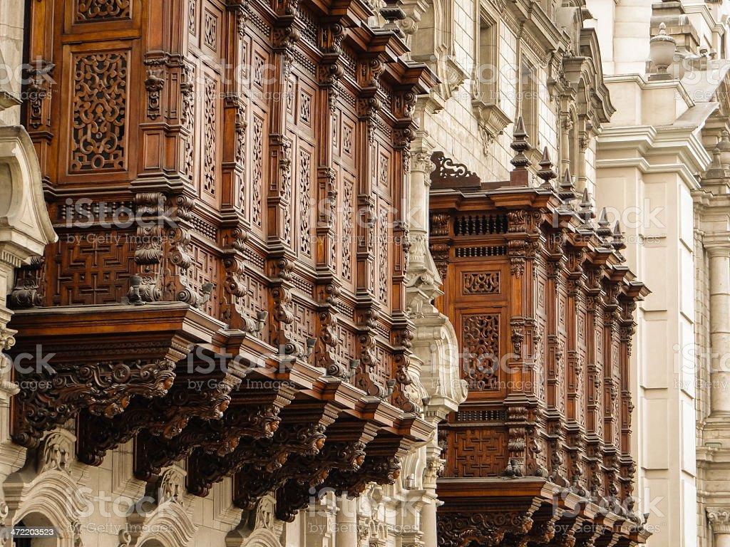 Lima ( Pérou ) stock photo