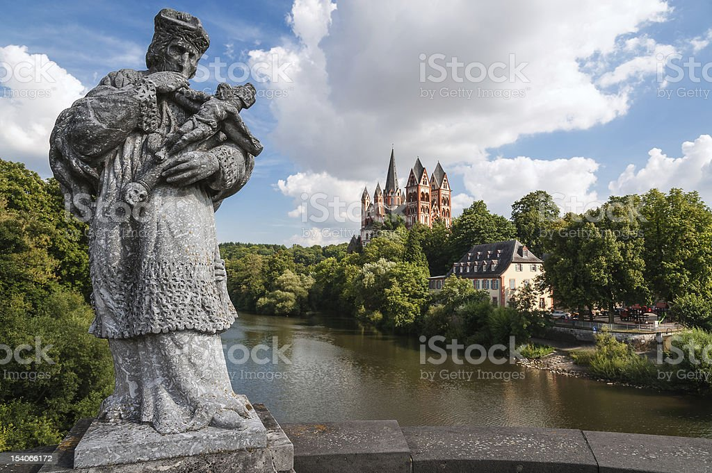 Limburg stock photo