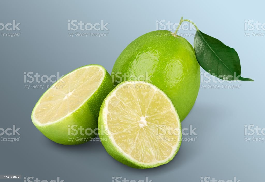 Lime. Citrus (Limes stock photo