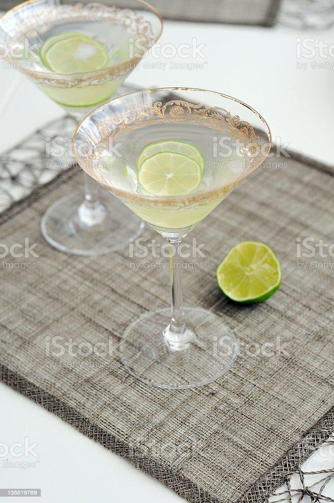Lime daiquiri stock photo