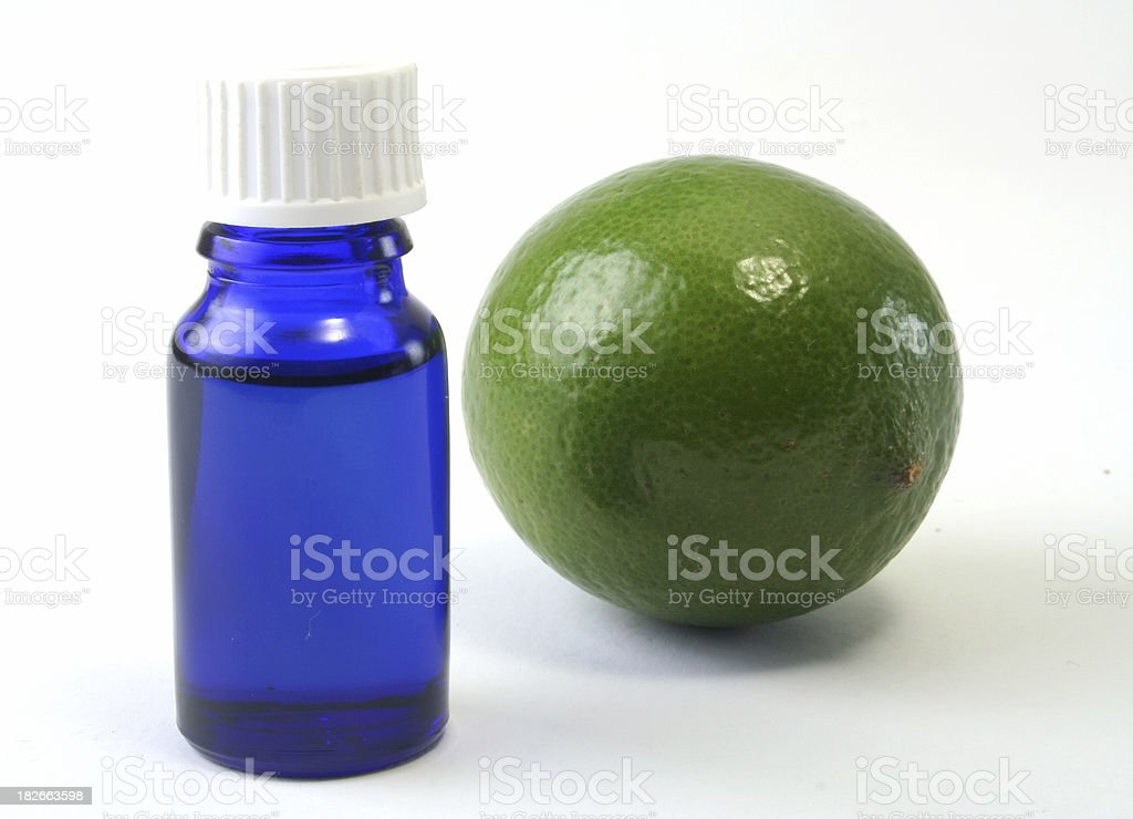 lime essence royalty-free stock photo