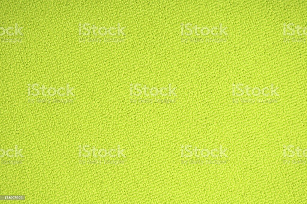 Lime Green Carpet Background royalty-free stock photo