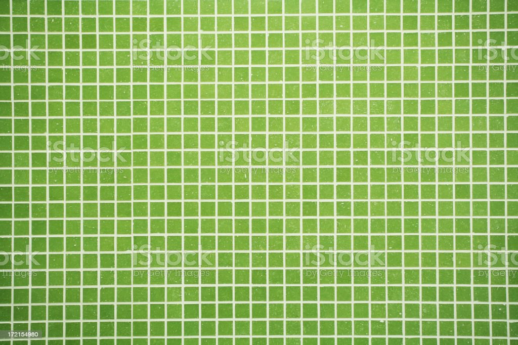 Lime Green Tile royalty-free stock photo