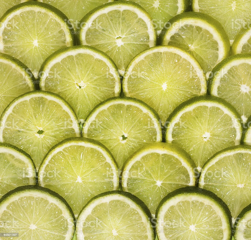 Lime pattern royalty-free stock photo