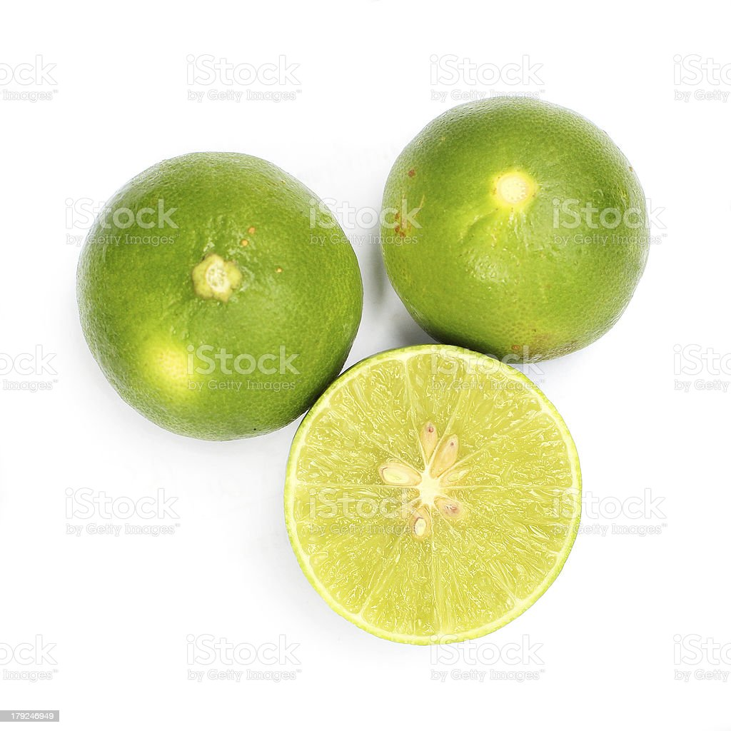 Lime royalty-free stock photo