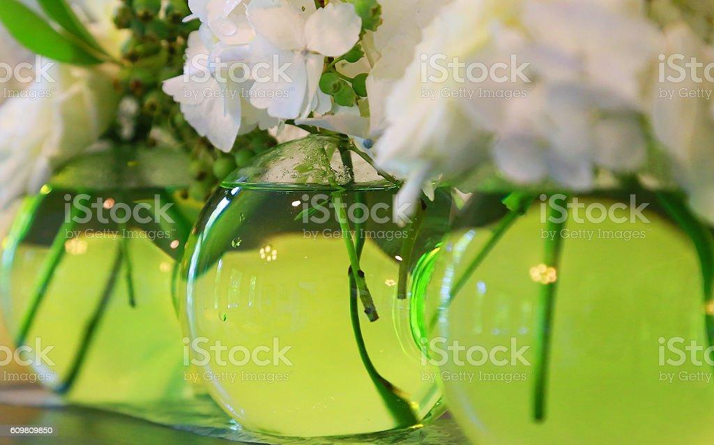 Lime-colored decoration foto de stock libre de derechos