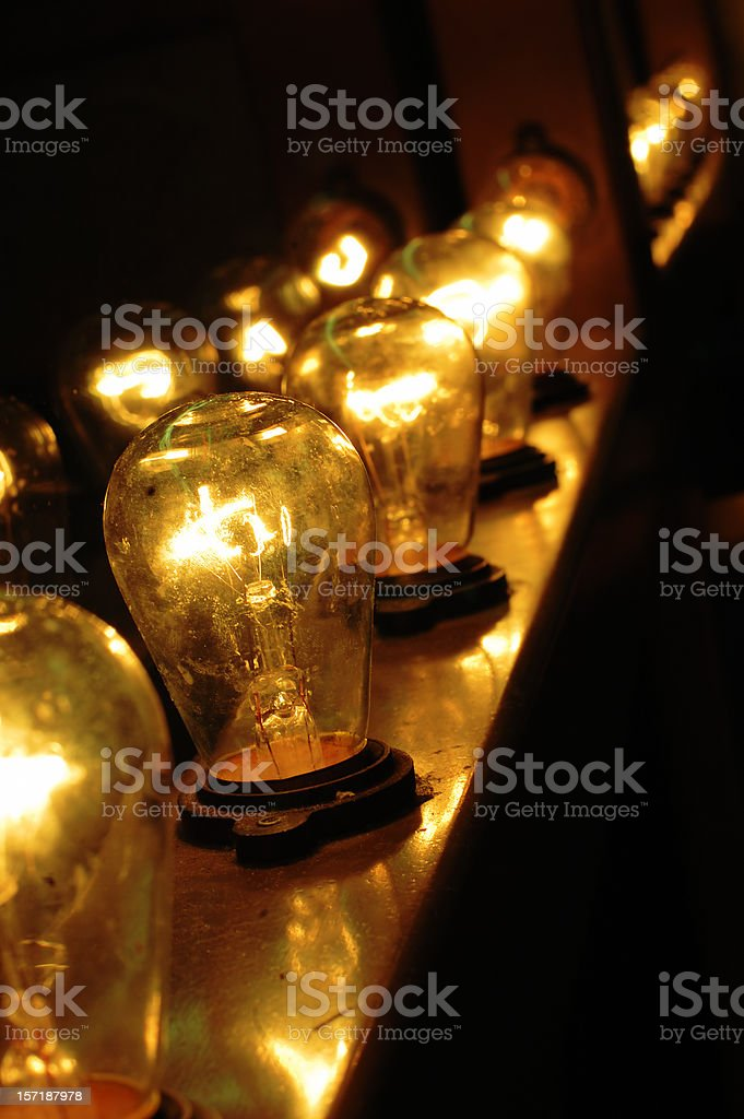 limelight royalty-free stock photo