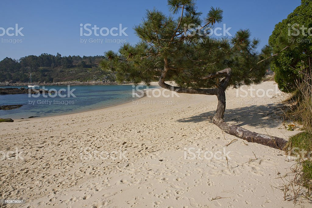 Limensn Beach royalty-free stock photo