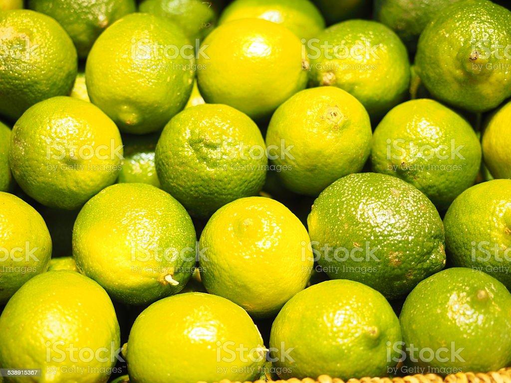 Limes photo libre de droits